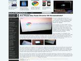 Google Chrome OS 畫面流出!是真是假?