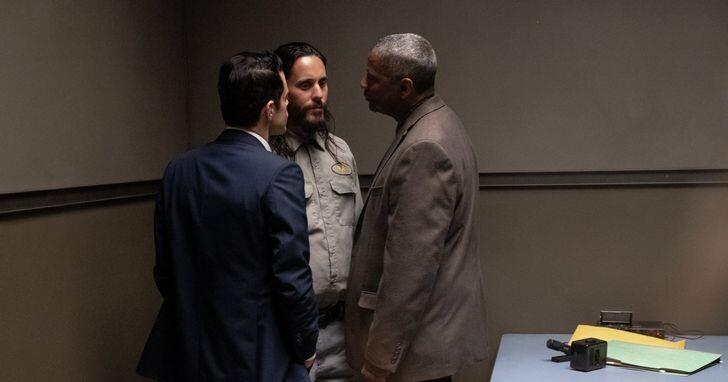 丹佐華盛頓、雷米馬利克、傑瑞德雷托共同演出犯罪驚悚新作《細物警探》