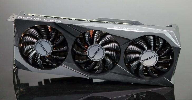 暢玩 2K 高畫質遊戲的超頻菁英!GIGABYTE GeForce RTX 3060 Ti GAMING OC PRO 8G 顯示卡評測