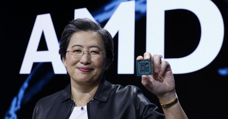 睽違 15 年,AMD 處理器市佔率黃金交叉超越 Intel