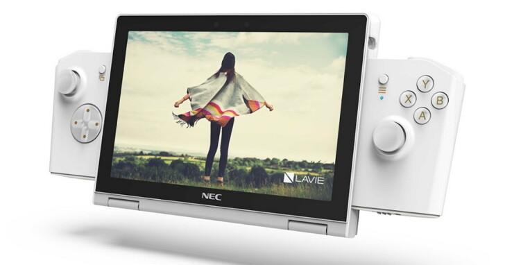 NEC 筆電回來了!聯想發表可變遊戲機的 Lavie Mini、重量 837 克的 Lavie Pro Mobile