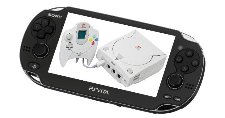 Flycast模擬器登陸PSV,已可執行少許DC遊戲