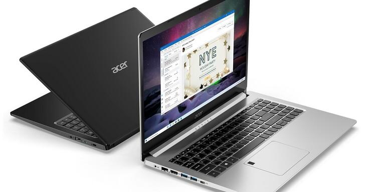 Ryzen 5000 行動處理器攻城掠地,Acer Nitro、Aspire 系列筆電全面更新