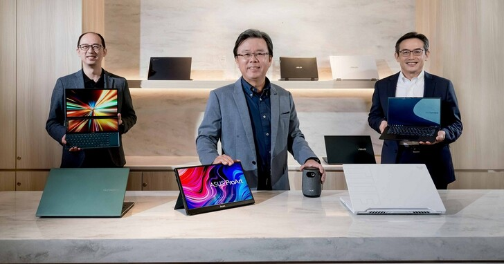 ASUS 於 CES 2021 更新 ZenBook、VivoBook 產品線,第二螢幕功能再升級