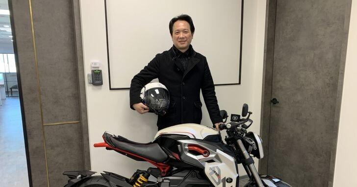 價格40萬的台灣電動機車ottobike將發表!聯手本土電池廠西勝,3月歐洲首發