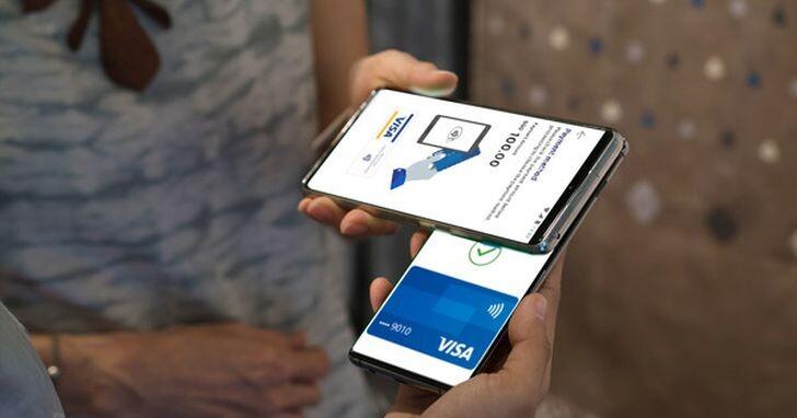 Visa手機感應收款方案助中小企業運展開數位轉型