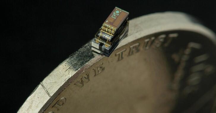 微型機器人需要微型電池,如何才能設計出更小的電池
