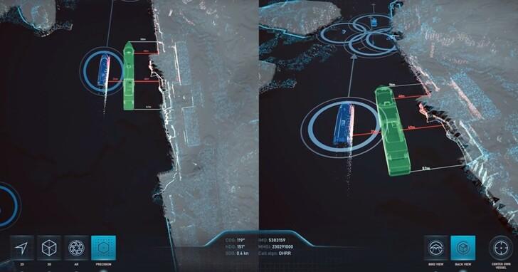 商業貨輪橫渡海洋全自動駕駛,不用顯示卡,只有CPU就辦到了