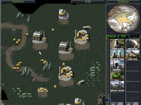開網頁就能玩 C&C 終極動員令,回味經典即時戰略遊戲