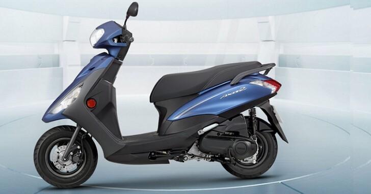 YAMAHA 經典速克達 AXIS Z 勁豪推出2021年款,新增UBS 前、後連動煞車系統更安全