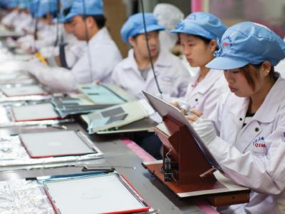 Apple 要求公平勞動協會 FLA 調查富士康的勞工狀況