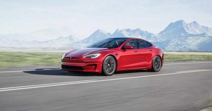 中控螢幕改橫式,新款 Tesla Model S 內裝、動力都將調整