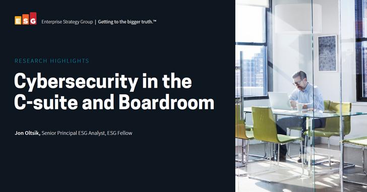 新資安報告點出前三大董事會必須關心的資安策略