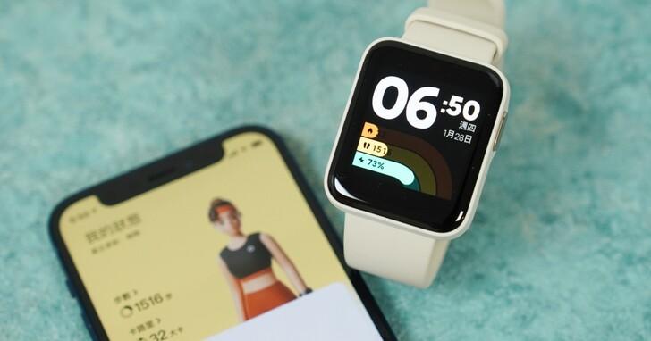 小米手錶超值版開箱評測!小米手環的價格等級、內建 GPS 的超平價入門運動手錶