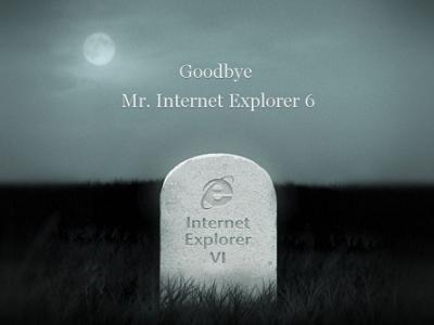 微軟啟動 IE 自動升級計劃,IE6 / IE7 將強制升級為 IE 8