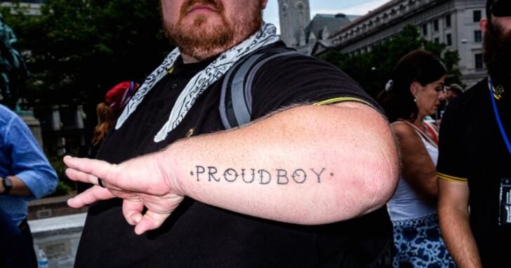 涉美國國會暴動,「驕傲男孩」組織遭加拿大列入恐怖組織