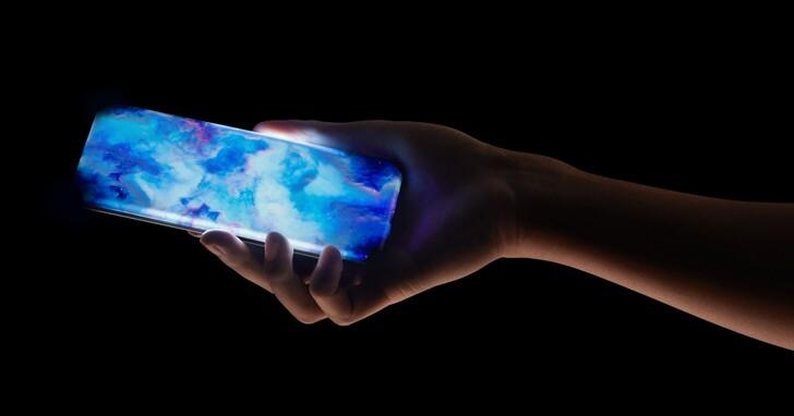 小米發表四曲面螢幕概念手機,零開孔、零按鍵打造未來手機