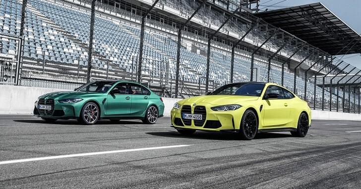 BMW M3、M4 Competition 台灣預售登場,前衛造型 555 萬起