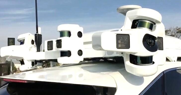 不和特斯拉走同樣的路,Apple為自己的自動駕駛汽車尋找下一代的光學雷達