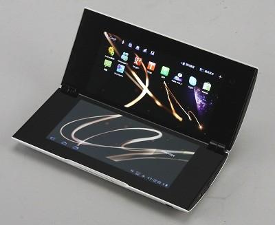 Sony Tablet P:雙螢幕平板電腦評測,強調娛樂功能
