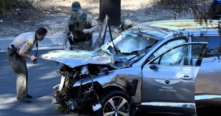 老虎伍茲發生重大車禍意外,救他一命的Genesis休旅車GV80意外紅了