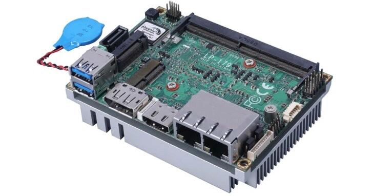 Commell LP-179嵌入式主機板,Pico-ITX尺寸容納Tiger Lake UP3巨獸