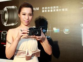 Fujifilm X-Pro1 可交換鏡頭相機登台,52,900 元高貴開賣