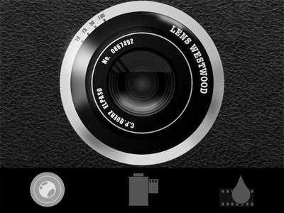 Instant110:鏡頭、底片、顯影劑任意搭配的 iPhone App