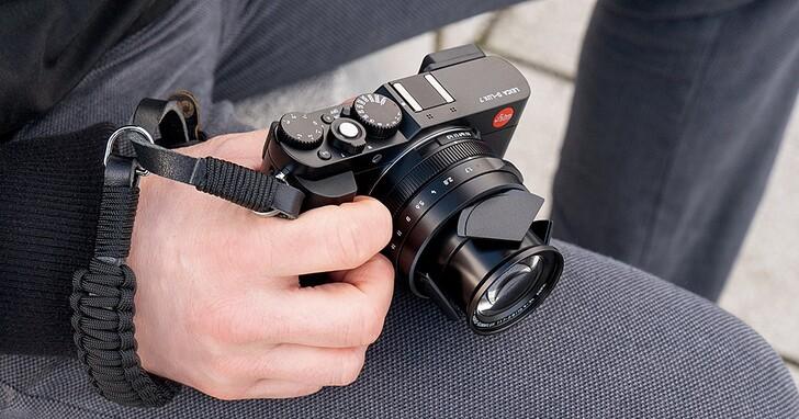 徠卡發表低調輕巧街拍神器 Leica D-Lux 7 黑色版街拍套裝組