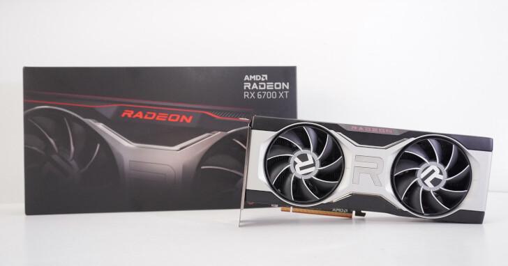 2K解析度主流遊戲卡,AMD Radeon RX 6700 XT效能實測