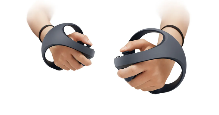 Sony 新一代 PS VR 全新控制器公開,將導入 DualSense 控制器的觸覺回饋及自適應扳機技術