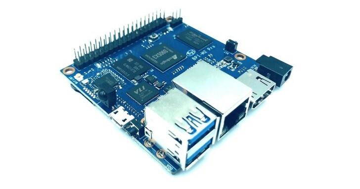 Banana Pi升級版BPI-M2 Pro,換裝Amlogic S905X3
