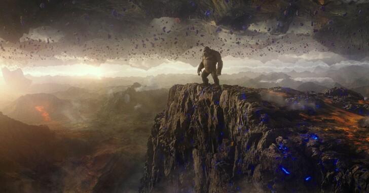 《哥吉拉大戰金剛》上映!兩大巨獸為地球秩序平衡而戰