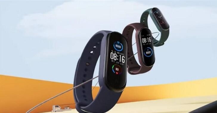 小米手環6宣傳照及功能曝光,預計將加入血氧檢測及獨立GPS功能