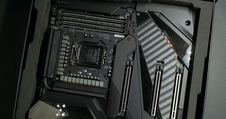 迎接 Intel Core i9-11900K,極致效能取向的 AORUS Z590 XTREME