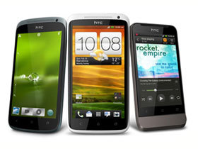 MWC 2012:HTC 發表 One 系列 One X、One S、One V、One XL 齊發