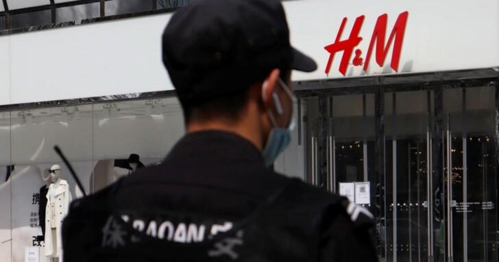 H&M等廠商拒絕撤銷聲明後,中國官員警告H&M等品牌不要將商業活動政治化