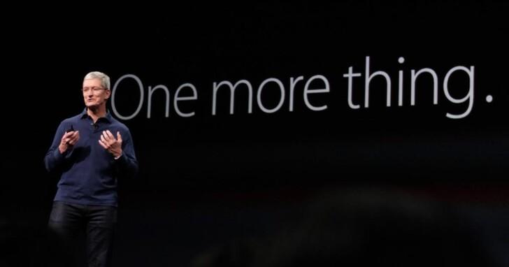 蘋果禁止Swatch使用「One More Thing」商標被法院打臉,庫克無權獨佔賈伯斯名言