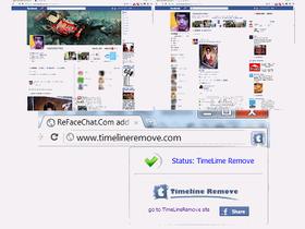 用 TimelineRemove 取消 FB Timeline,四大瀏覽器都支援