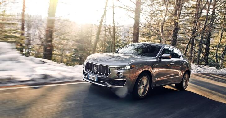Maserati The new Levante 性能與品味兼具,喚醒遠遊的嚮往