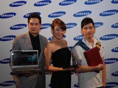 Samsung Series 3、5、7 全系列筆電登台,主打超薄邊框