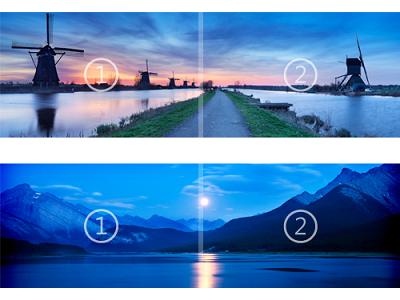 Windows 8 首款官方佈景主題,3840 X 1200 全景美圖下載