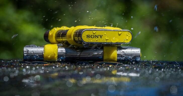 Sony 推出全新 SL-M 系列 IP67 防水防塵固態硬碟,可承受 3 公尺墜落衝擊