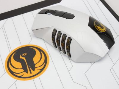 Razer 星際大戰遊戲滑鼠、鼠墊開箱,星戰迷不可錯過