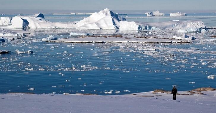 水下機器人發現,南極洲 「末日冰川」融化速度超出預期、恐將脫離大陸