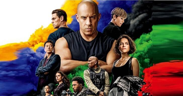 《玩命關頭》20週年免費看!2001年出生憑身份證至戲院免費看前8集還可帶9好友