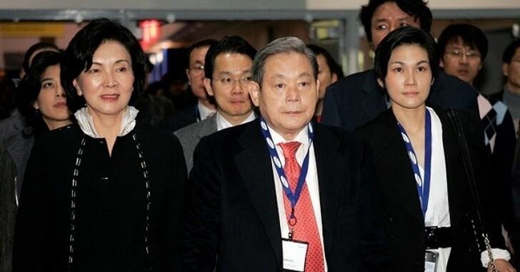 三星前會長李健熙遺產稅破3千億台幣,創下全球最高紀錄
