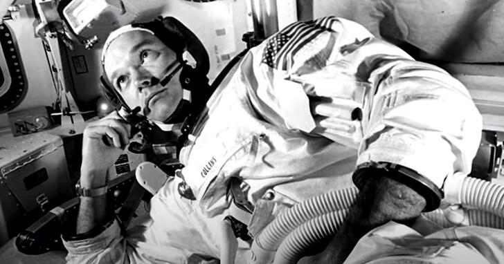 阿波羅11號太空人麥可·柯林斯去世,有「太空歷史中最孤獨的人」之稱