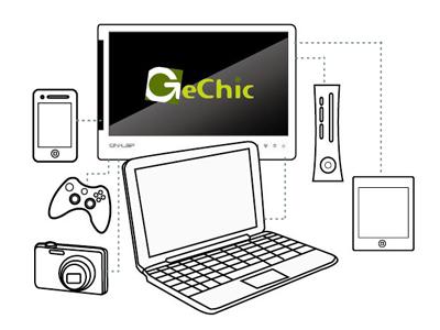 Gechic On-Lap 1302:讓筆電也有雙螢幕,使用電腦更有效率