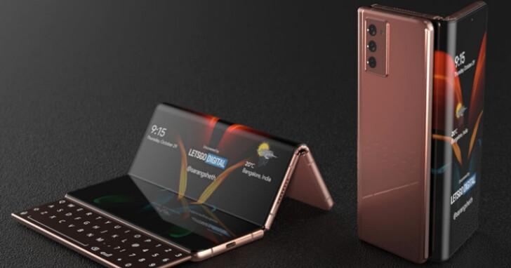 三星Galaxy Z Fold 3的首批宣傳圖洩露,確認支援 S Pen 與螢幕下鏡頭